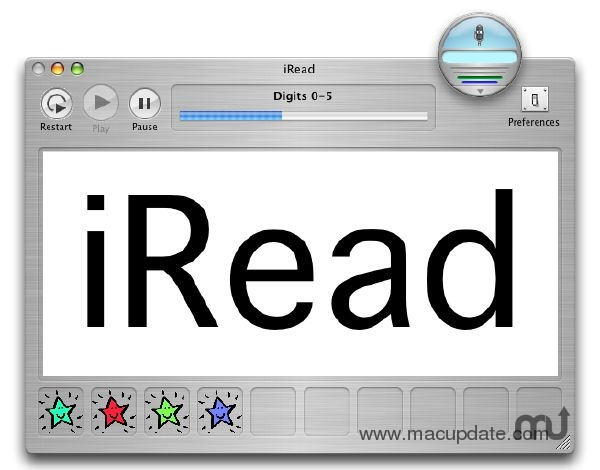 Screenshot 1 for iRead