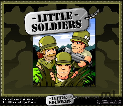 Screenshot 1 for Little Soldiers