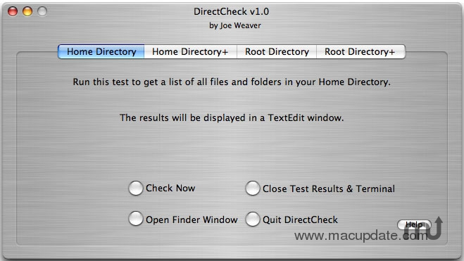 Screenshot 1 for DirectCheck