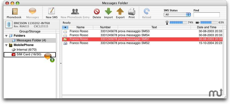 Screenshot 1 for MegaCellX