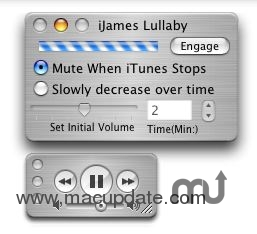 Screenshot 1 for iJames Lullaby