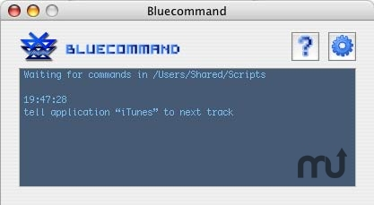 Screenshot 1 for Bluecommand