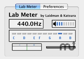 Screenshot 1 for Lab Meter AU