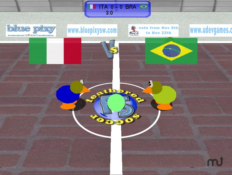 Screenshot 1 for Feathered Soccer