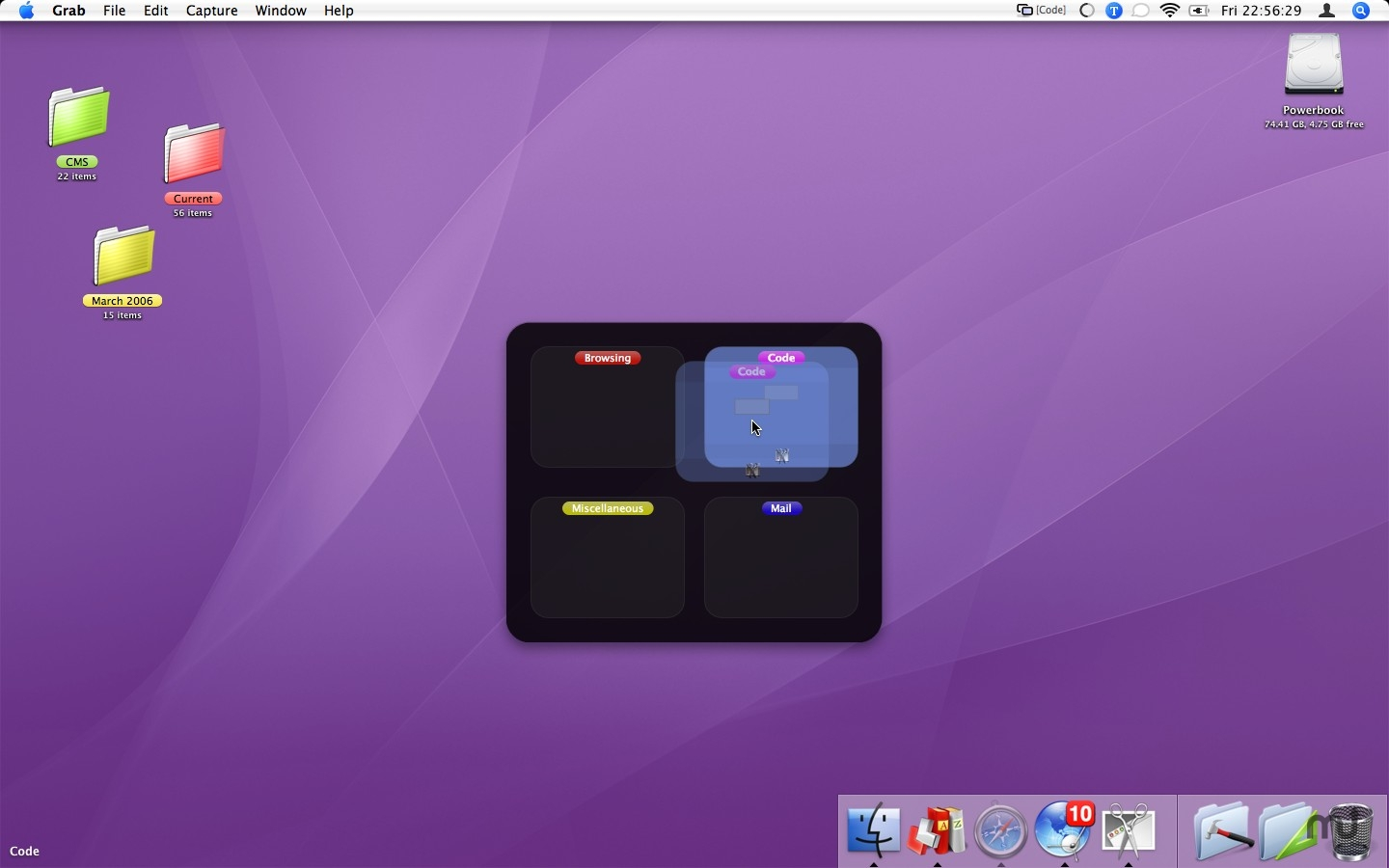Screenshot 1 for VirtueDesktops
