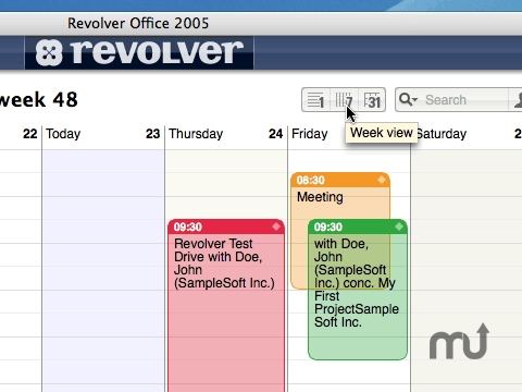 Screenshot 1 for Revolver Mail