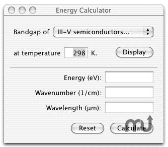 Screenshot 1 for Energy Calculator