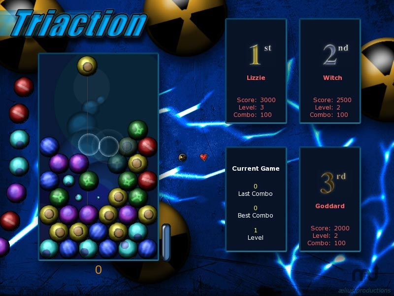 Screenshot 1 for Triaction