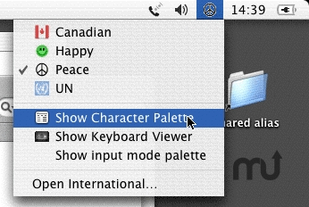 Screenshot 1 for Keyboard Map Icon Changer