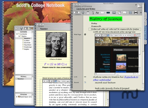 Screenshot 1 for NoteShare Viewer