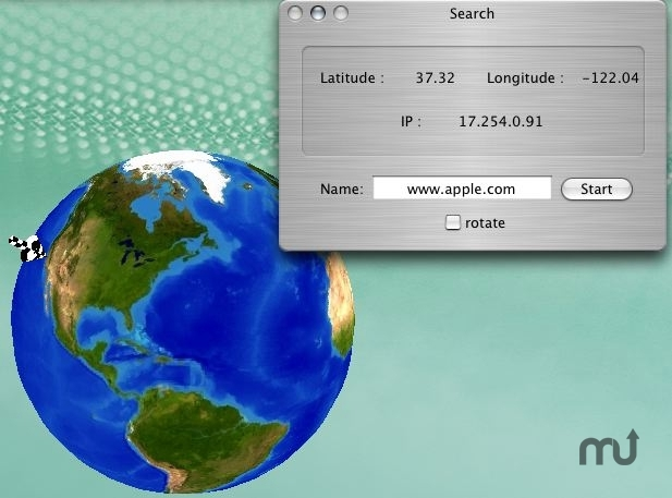 Screenshot 1 for World IP
