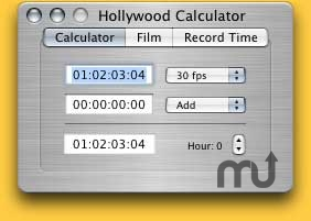 Screenshot 1 for Hollywood Calculator