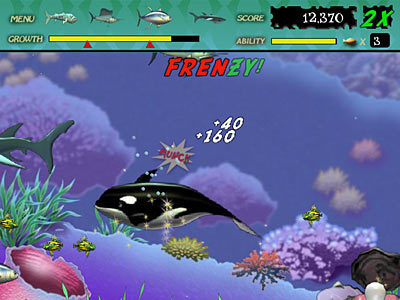 Screenshot 2 for Feeding Frenzy