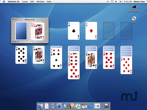 Screenshot 1 for Solitaire XL