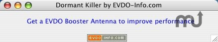 Screenshot 1 for EVDO Dormant Killer