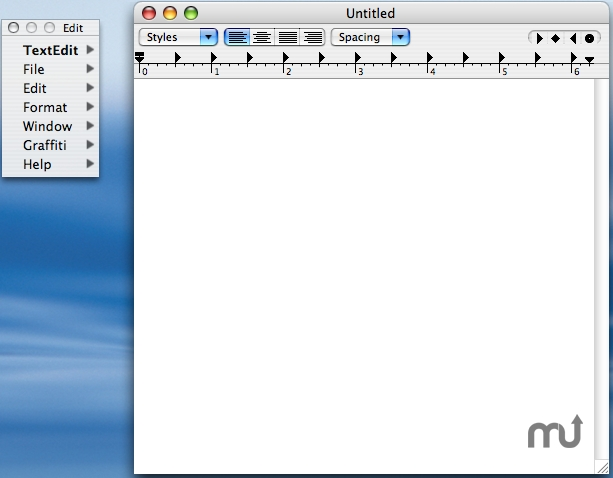 Screenshot 1 for StepMenus