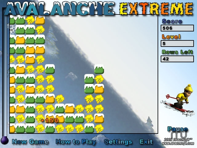 Screenshot 1 for Avalanche Extreme