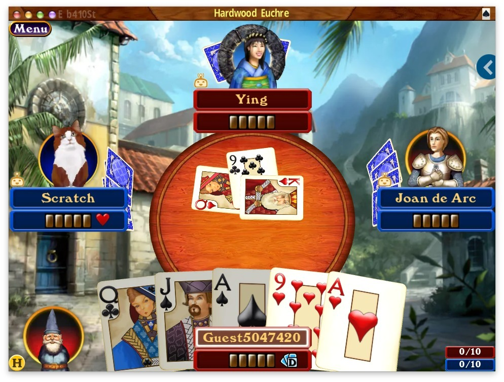 Screenshot 4 for Hardwood Euchre