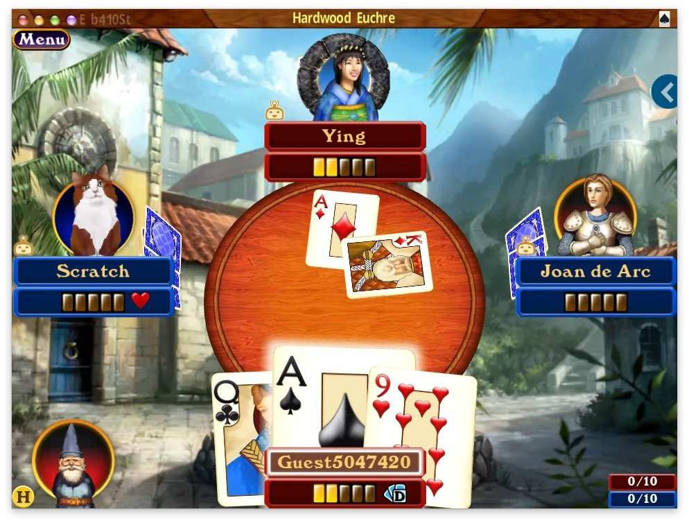 Screenshot 5 for Hardwood Euchre