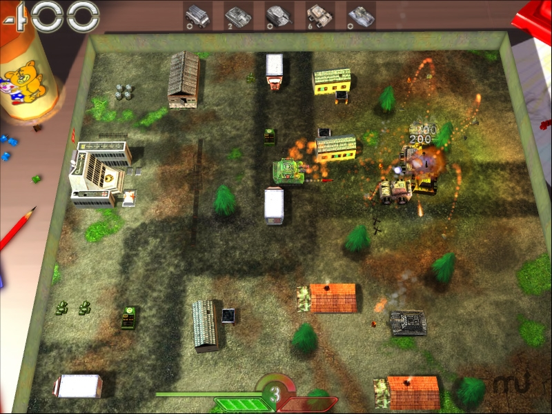 Screenshot 1 for Tank-o-Box