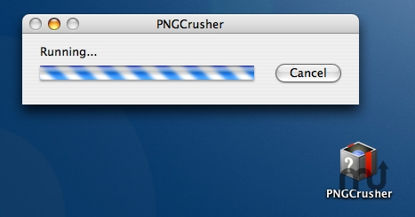 Screenshot 1 for PNGCrusher