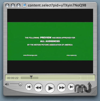 Screenshot 1 for Flip4Mac WMV Player Pro