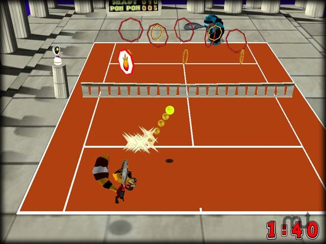Screenshot 1 for Tennis Titans