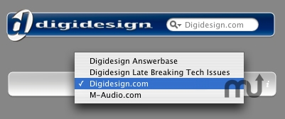 Screenshot 1 for Digidesign Search