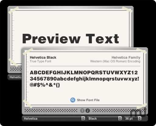 Screenshot 1 for Type Cast