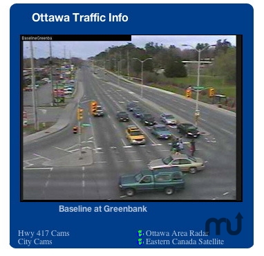Screenshot 1 for Ottawa Traffic Info