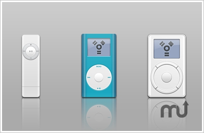 Screenshot 1 for iPod family Icons