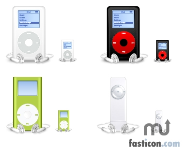 Screenshot 1 for iPod Icons