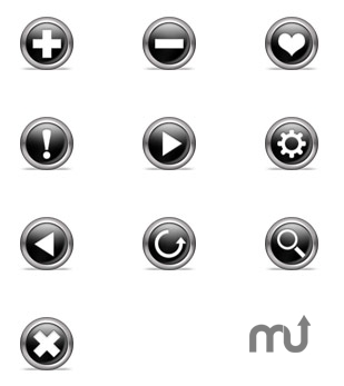 Screenshot 1 for Tiger Toolbar Icons
