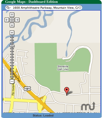Screenshot 1 for Gmaps