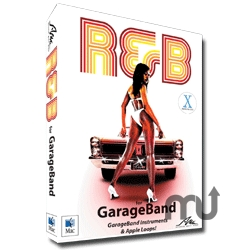 Screenshot 1 for R&B GarageBand Loops