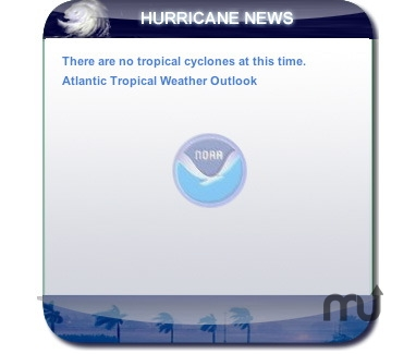 Screenshot 1 for Hurricane Tracker