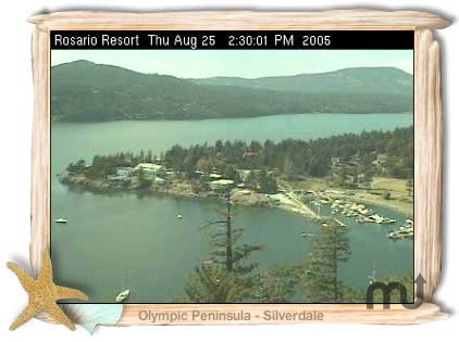 Screenshot 1 for Washington Coastal Webcam Widget