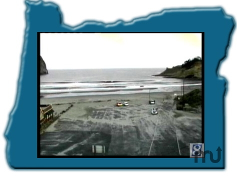 Screenshot 1 for Oregon Coastal Webcam Widget