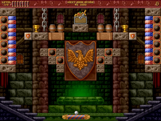 Screenshot 1 for Bricks of Camelot