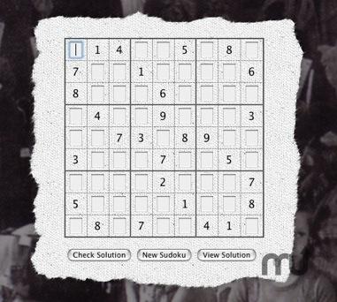 Screenshot 1 for Sudoku Fun