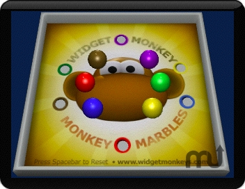 Screenshot 1 for Monkey Marbles