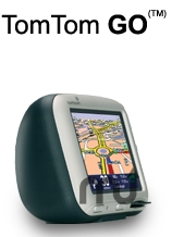 Screenshot 1 for TomTom GO