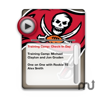 Screenshot 1 for Tampa Bay Buccaneers Official Multimedia Network