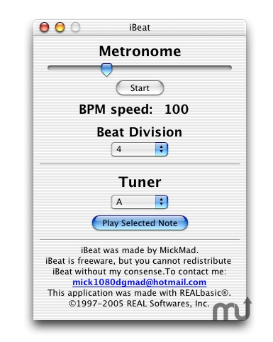 Screenshot 2 for iBeat