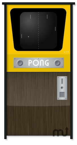 Screenshot 1 for Pong