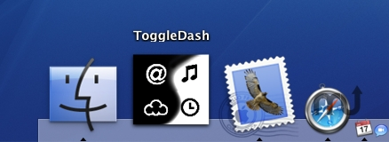 Screenshot 1 for ToggleDash