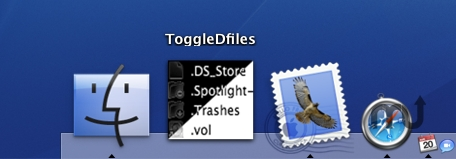 Screenshot 1 for ToggleDfiles