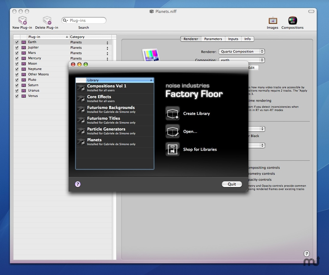 Screenshot 1 for Factory Tools