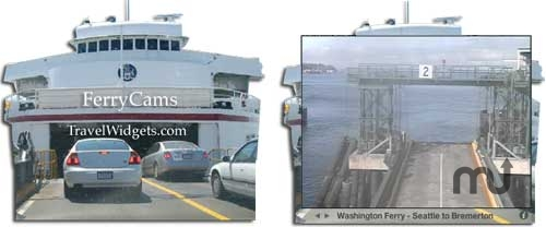 Screenshot 1 for Washington Ferry Cams