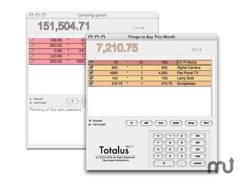 Screenshot 1 for Totalus